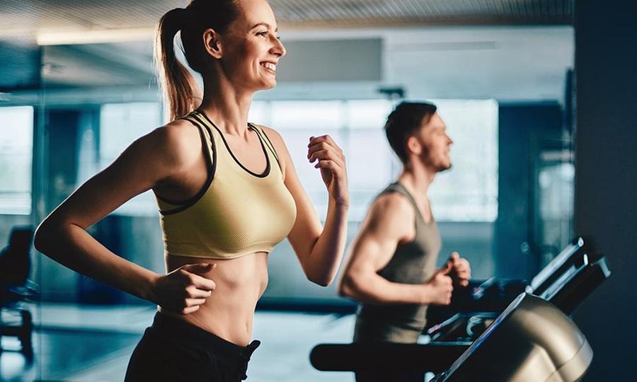Athletic Fitness Gym Soledad: 1, 2 o 3 meses de afiliación en Athletic Fitness Gym Soledad