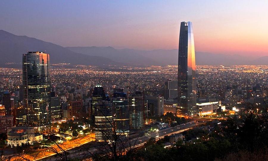 Eurotel El Bosque - Las Condes: Santiago: 1 o 2 noches para 2 personas + desayuno + late check out + snack de bienvenidaen Eurotel El Bosque
