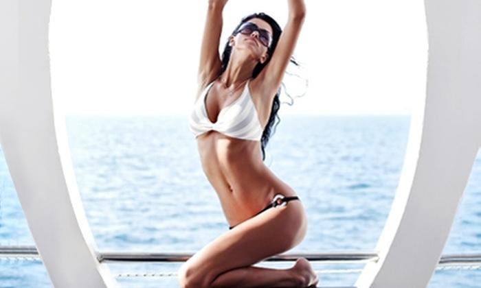 Clínica Asmor - Clínica Asmor: $350.000 en vez de $4.252.500 por 12 sesiones de depilación IPL en axilas + 12 en rostro + 12 en brazos y piernas completas + 12 en abdomen + 12 en espalda + 12 de full brazilian en Clínica Asmor (92% off)