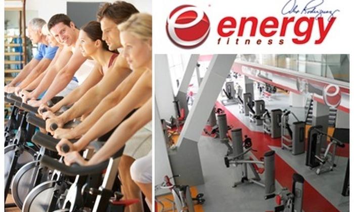 : Porque las promesas de año nuevo sí se cumplen: Un mes de gimnasio ilimitado con 67% de descuento en Energy Fitness