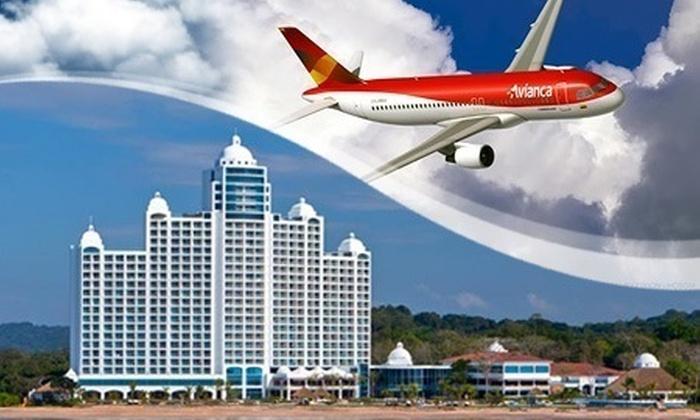 : Panamá: paga desde $1.139.000 por 3 noches todo incluido por persona en acomodación doble + tiquetes aéreos vía Avianca + traslados. Elige hotel