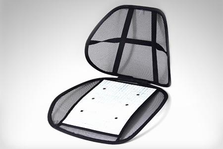 Rob accesorios groupon del d a groupon for Cojin lumbar silla oficina