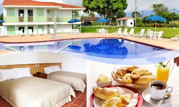 : $100.000 en vez de $200.000 por 3 días y 2 noches para dos en Finca Hotel El Edén Parque del Café