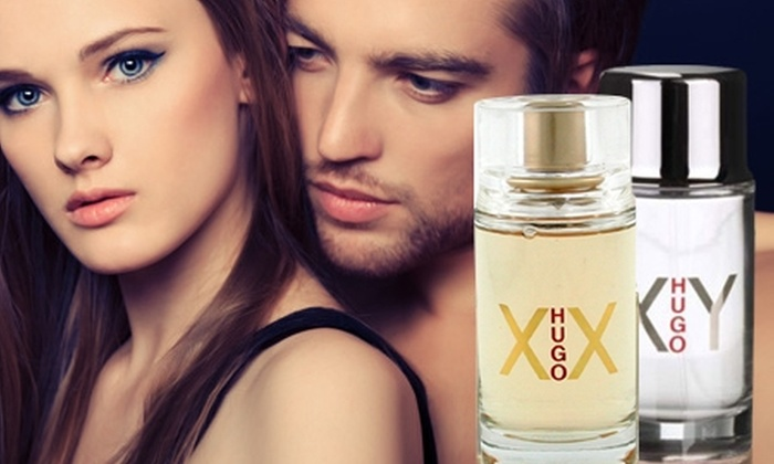 Groupon Shopping (Perfume Hugo Boss): $29.990 en vez de $62.120 por perfume Hugo Boss XY o XX con despacho