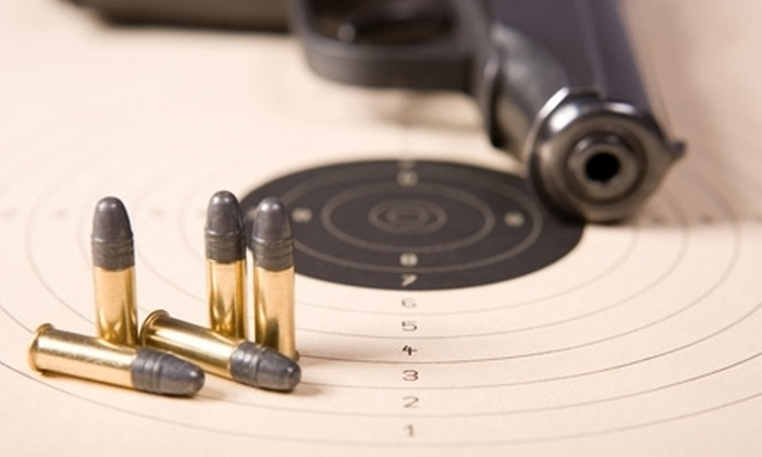 Club Nacional de Tiro al Blanco Lampa: Paga desde $52.500 por curso básico para manejo de armas de fuego + 50 o 100 tiros en Club Nacional de Tiro al Blanco Lampa