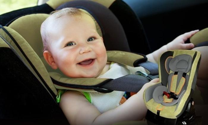 : $138.000 en vez de $229.900 por silla de bebé para carro