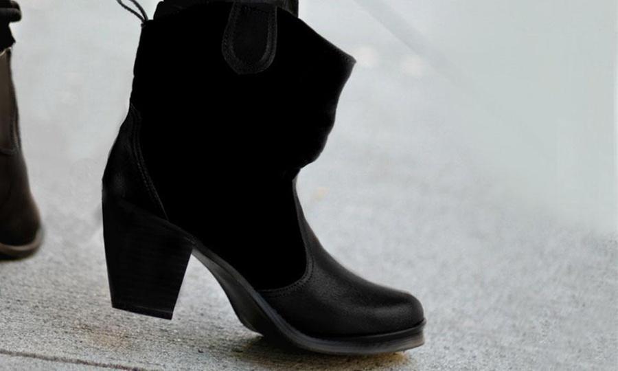 Delia Torres By DM: Cowboy boot. Incluye envío