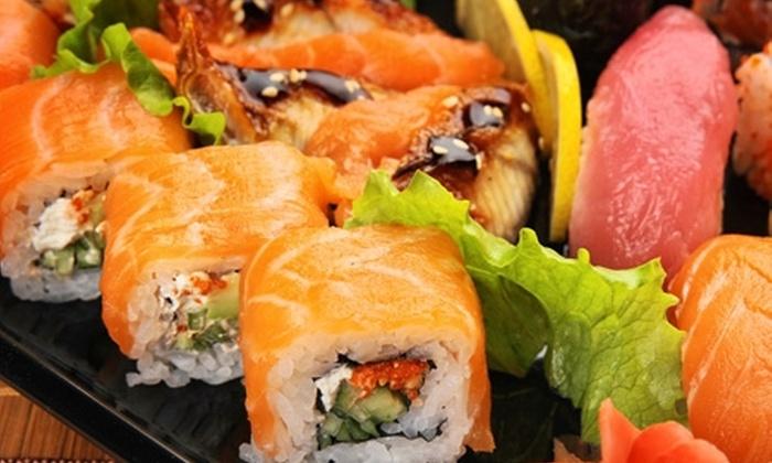 Patagonia Laitec - Patagonia Laitec: Paga desde $8.600 por 50 u 82 piezas de sushi en Patagonia Laitec