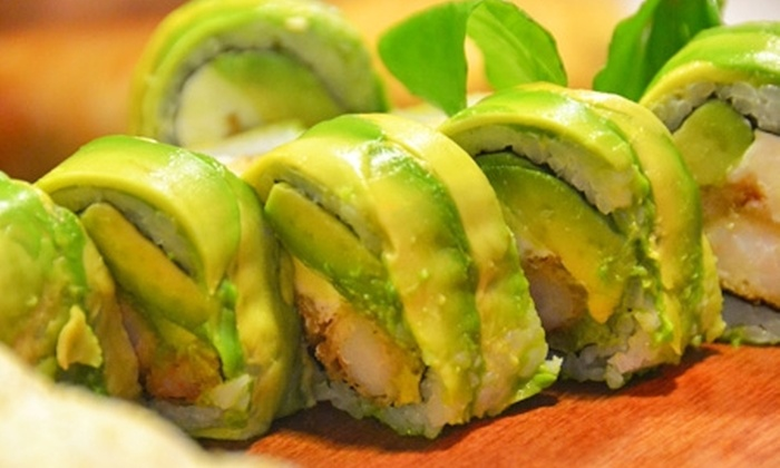 Sushiban - Sushiban: $9.760 en vez de $19.633 por 37 piezas de sushi en Sushiban