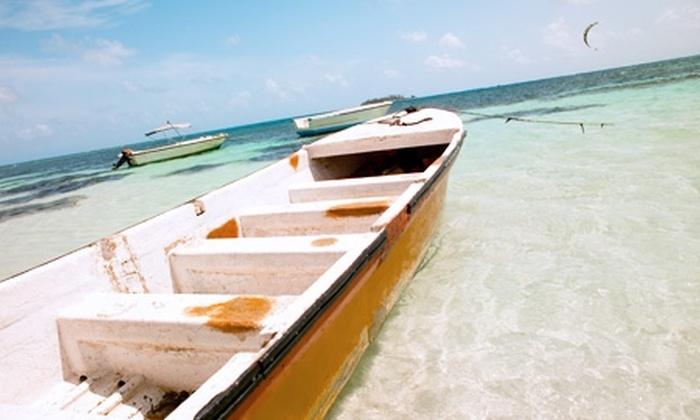 Groupon Travel (San Andrés): San Andrés, Colombia: paga desde $489.000 por persona para 5 o 7 noches para dos en Hotel Sol Caribe Sea Flower + aéreos + traslados