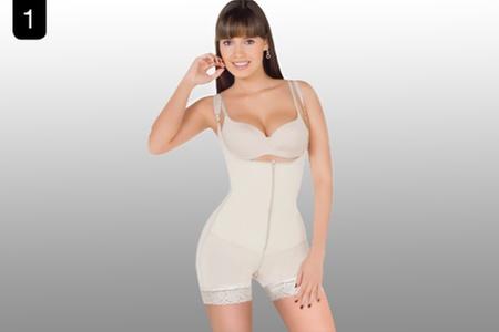Groupon Shopping (Faja para Mujer): Desde $58.900 por faja para mujer Textiles Kayros SAS con envío. Elige modelo