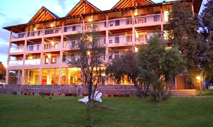 Villa Sofía Resort & Spa: Bariloche: paga desde $92.000 por 3 o 5 noches para dos + desayuno buffet + acceso a spa y piscina en Villa Sofía Resort & Spa