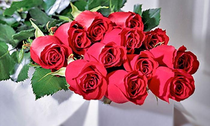 Love Roses - Love Roses: $12.600 en vez de $29.990 por caja de 12 rosas ecuatorianas en color a elegir con LoveRoses. Incluye despacho
