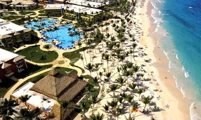 Groupon Travel (Punta Cana): Cupo especial: Punta Cana $609.000 por persona por 7 noches en hotel 4 estrellas all inclusive + traslado + aéreos