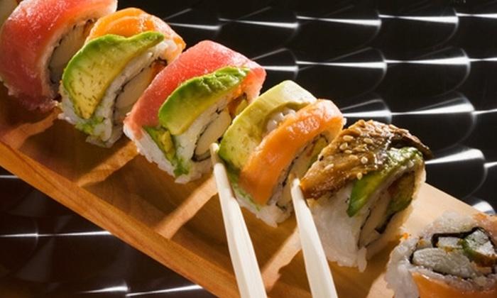 Sushi Tais: Desde $6.200 por 32 o 50 piezas de sushi en Sushi Tais