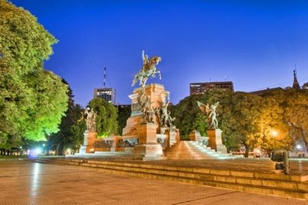 Groupon Travel (Buenos Aires): Buenos Aires para dos: paga desde $195.000 por persona para 3 o 4 noches en Hotel Dazzler Suites Arroyo + aéreos + desayunos. Elige la fecha