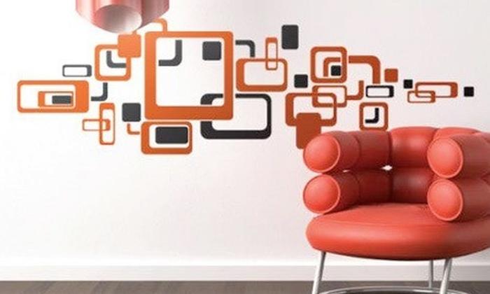 : $45.000 en vez de $100.000 por vinilos adhesivos + instalación con Efecto Naranja Interiores