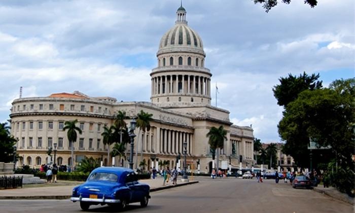 Groupon Travel (La Habana): Descubre La Habana y Varadero: paga desde $589.000 por persona por 7 noches en plan doble o familiar en hoteles a elección + traslados + seguro + aéreos + visa