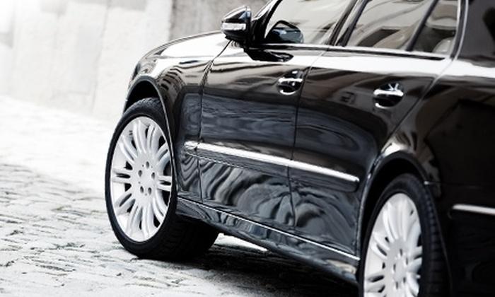 Central Frenos: $9.900 en vez de $26.800 por alineación + balanceo + rotación de neumáticos en Central Frenos