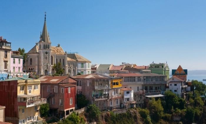 Hostal Portobello - Hostal Portobello: Paga desde $37.600 por 2 noches para dos + desayuno en Hostal Portobello, Valparaíso. Elige día de ingreso