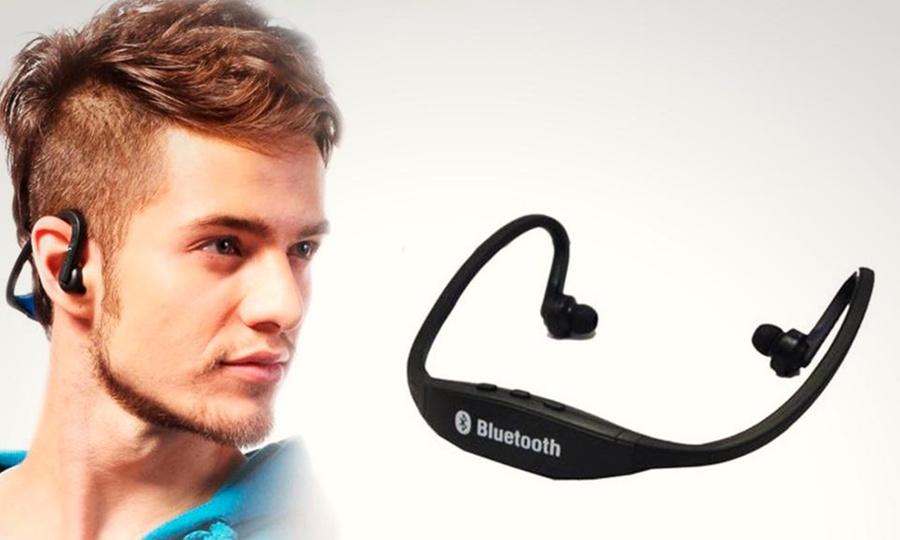 Megim Perú: Desde S/.49 por 1 o 2 audífonos deportivos Bluetooth handsfree con radio y Mp3 en Megim Perú
