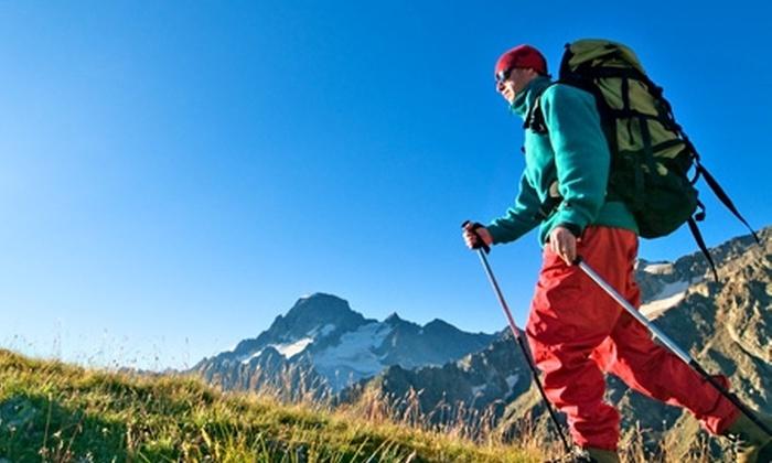 Chilextremo: $19.500 en vez de $39.000 por trekking en San José de Maipo, Santuario Río Colorado con Chilextremo