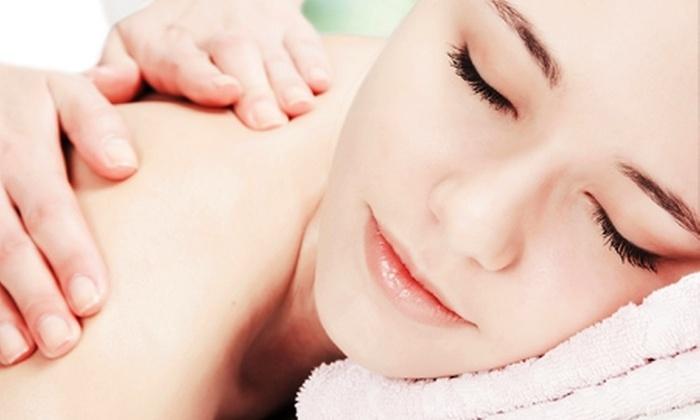 Mediser - Mediser: Paga desde $12.500 por masaje de relajación con opción a masaje facial + drenaje linfático en Mediser