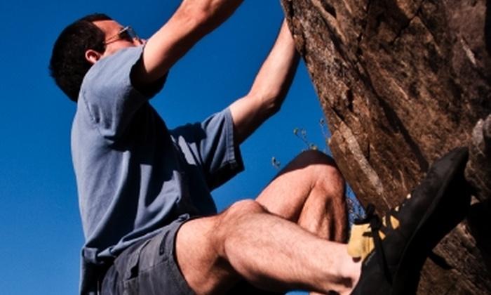 Punto Extremo: Paga $20.000 en vez de $40.000 por trekking, escalada y rapel en sector El Manzano con Punto Extremo