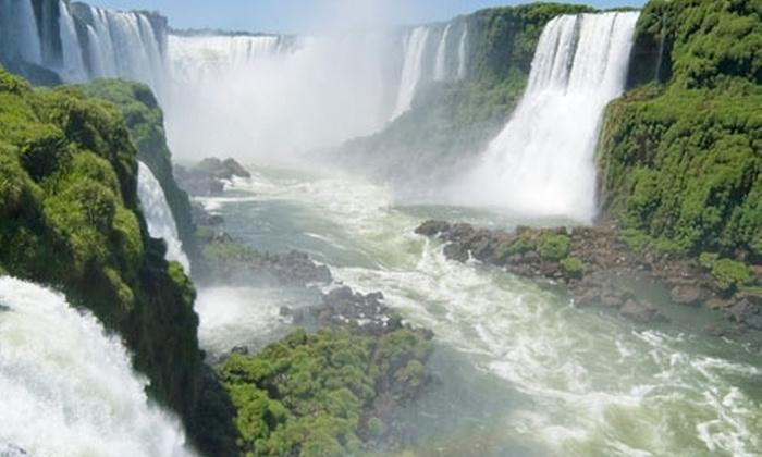 Groupon Travel (Foz de Iguazú): Vuela a Foz de Iguazú: 5 noches para dos en hotel a elegir + aéreos + traslados desde $279.000 por persona o $145.000 por opción solo aéreos. Escoge fecha de salida