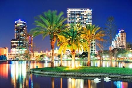 Groupon Travel (Orlando): Orlando: desde $619.000 por persona por 5 o 7 noches en plan doble o familiar + aéreos + desayuno + cortesía