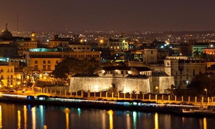 Groupon Travel (Cuba): Feriados en Cuba: paga desde $699.000 por persona en plan doble por 3 noches en La Habana y 4 en Varadero + traslados + aéreos + asistencia en viaje. Elige fecha