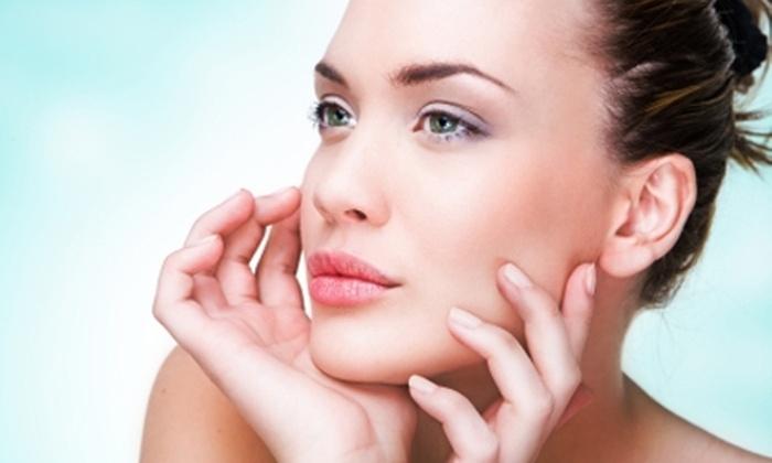 Spazio Relax - Spazio Relax: Paga desde $12.000 por tratamiento facial con limpieza + drenaje linfático + velo de colágeno con ácido hialurónico + ultrasonido con opción a masaje revitalizador para piernas en Spazio Relax