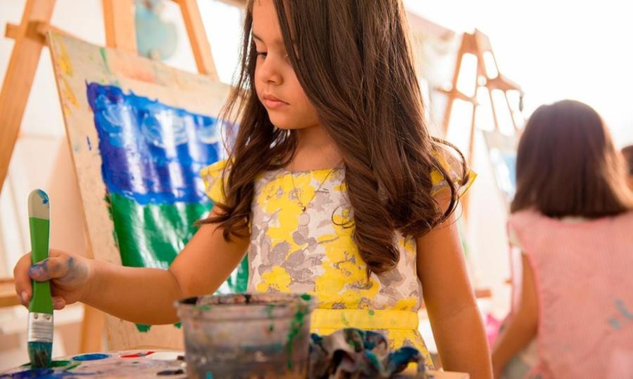 Kids Club After School: Desde $29.900 por clase o semana vacacional a domicilio para niño+ materiales en Kids Club After School