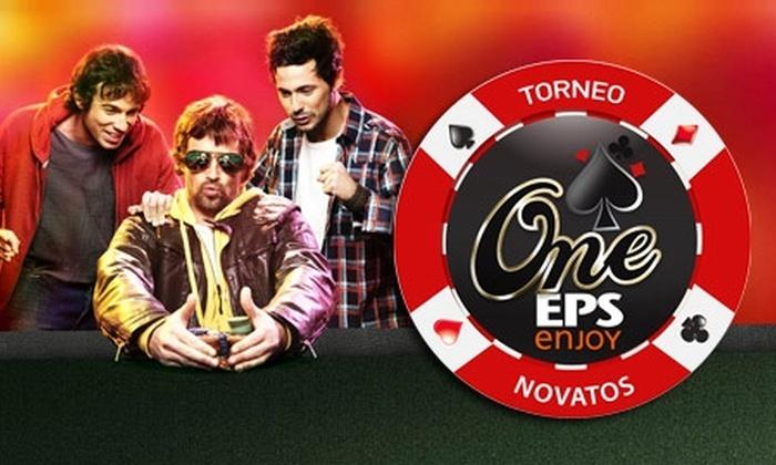Enjoy - Enjoy: $8.000 en vez de $16.000 por inscripción a ONE: Mi Primer Torneo de Póker para nivel principiante + clase de introducción + entrada a Casino Rinconada de Enjoy Santiago. Elige la fecha y hora del torneo
