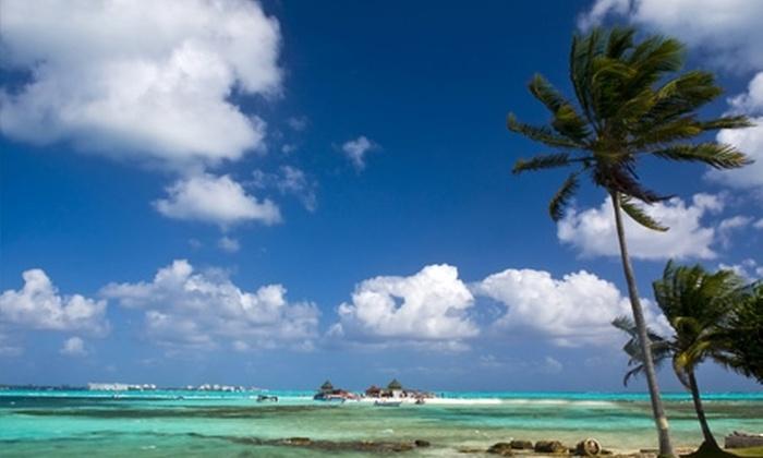 Groupon Travel (San Andrés): Paga desde $509.000 por persona por 5 o 7 noches para dos en San Andrés, Colombia + traslados + aéreos. Elige el hotel