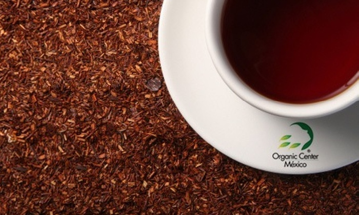 : Toma-té la vida sana: 2 cajas de té rojo + caja de Toronsen con 60% de descuento en Organic Center México