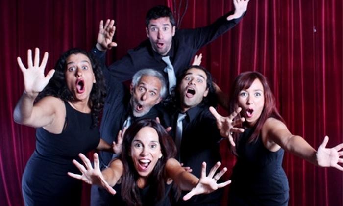 El Cachafaz - El Cachafaz: $2.500 en vez de $5.000 por entrada para espectáculo Los Plaimovil: Descargando Impro en El Cachafaz