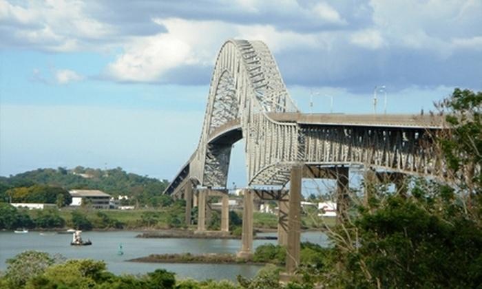 Groupon Travel (Panamá): Recorre Panamá: paga desde $105.000 por persona por 2, 3 o 4 noches para dos en Suites Ambassador Hotel + desayuno + traslados con opción a aéreos