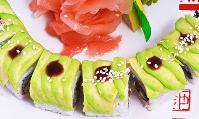 Fusión Urbano - Fusión Urbano: Paga desde $8.250 por 40 o 65 piezas de sushi para delivery en Fusión Urbano