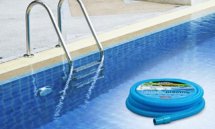 Shopping manguera de piscina groupon del d a groupon for Manguera para piscina