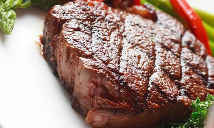 Restaurant La Bodega Dino - Restaurant La Bodega Dino: $13.997 en vez de $30.100 por parrillada para dos + botella de vino reserva en Restaurant La Bodega Dino