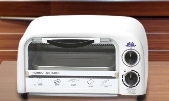 : $59.900 en vez de $92.000 por horno tostador Home Elements. Elige la ciudad de retiro