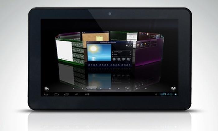 """: $1,299 por tablet Tech Pad Xtab785 de 7"""" con Android 4.0 multi-touch. Incluye envío"""