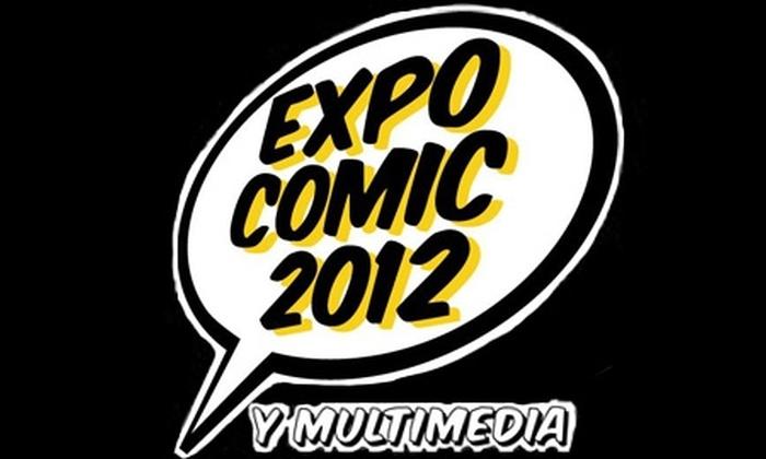 ExpoComic 2012 - ExpoComic 2012: Paga desde $3.000 por 1, 2 o 4 entradas a la ExpoComic 2012 en Montecarmelo