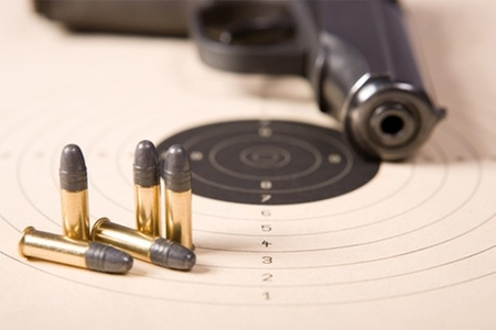 Club Nacional de Tiro al Blanco Lampa: $52.500 en vez de $105.000 por curso básico en manejo de armas de fuego + 50 tiros con Club Nacional de Tiro Lampa