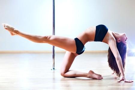 Pole Dance Training: $20.000 en vez de $40.000 por 4 clases en Pole Dance Training