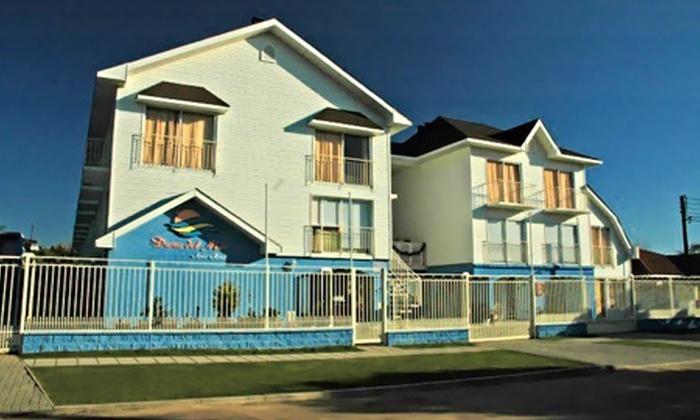 Duna del Mar Apart hotel - Duna del Mar Apart hotel: $55.000 en vez de $110.000 por 2 noches para dos + jardín de mariscos en el apart hotel Duna del Mar, Concón