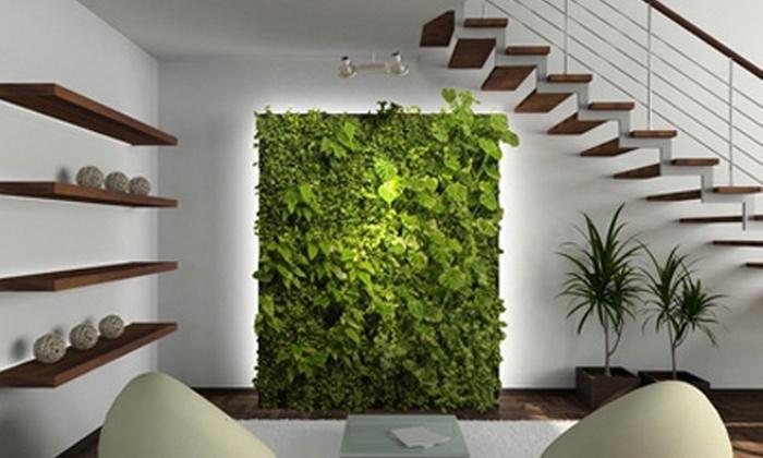 Deco&Pais - Deco&Pais: Paga $20.000 por 57% de descuento en la construcción de huerta o jardín vertical con Deco&Pais