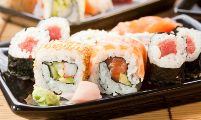 Fusión Urbano: Desde $9.900 por 50 u 80 piezas con Sushi Fusión Urbano