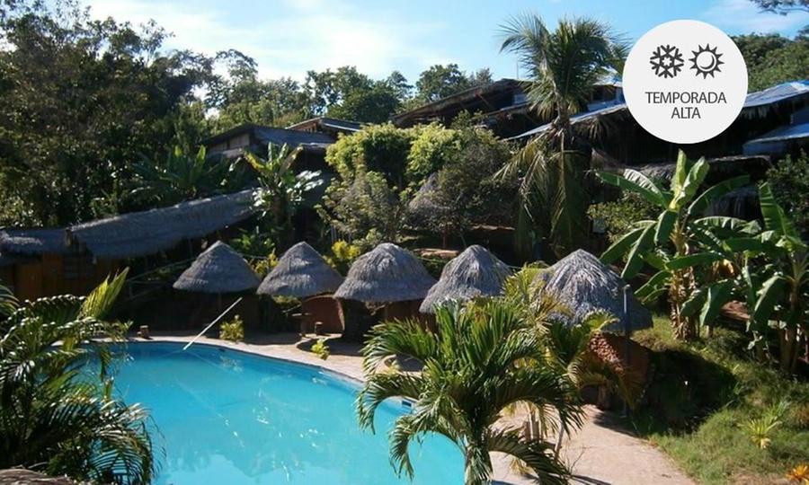 Madera Labrada Lodge: Tarapoto: desde S/.175 por 2, 3 o 4 noches para dos, tres o cuatro + desayunosen Madera Labrada Lodge